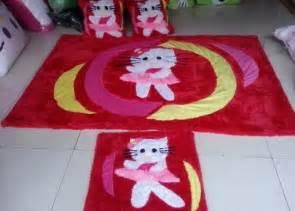 Karpet Bulu Rasfur Helokity harga motif model karpet lantai ruang tamu minimalis