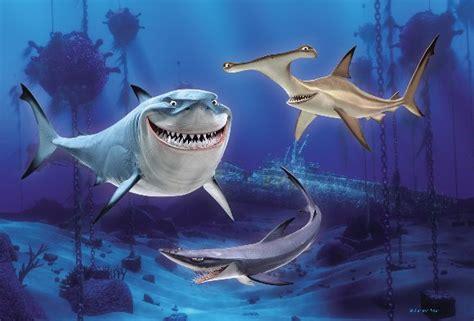 Fairy Princess Wall Mural finding nemo sharks prepasted wall mural kids wall decor