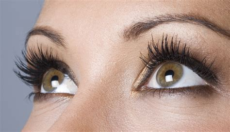 eyelash extensions are still relatively new in the beauty