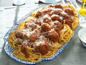 spaghetti and meatballs recipe tiffani thiessen