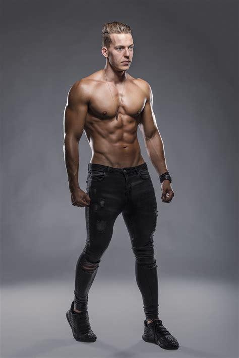 fitness photoshoot met anthony kruijver door photosolutions