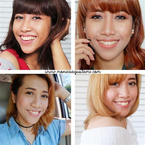 Sho Loreal Untuk Rambut Diwarnai agustami 3 produk untuk merawat rambut yang diwarnai