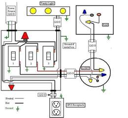 how to wire 3 light switches in one box diagram wiring diagram and schematic diagram images