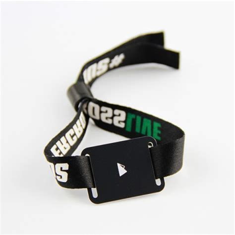 RFID Festival Fabric/Woven Wristbands Archives   Rfid Tags