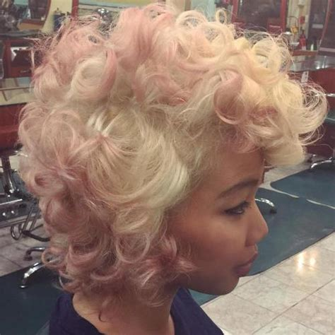 platinum blonde 27 piece hair 40 pink hair ideas unboring pink hairstyles to try in 2018