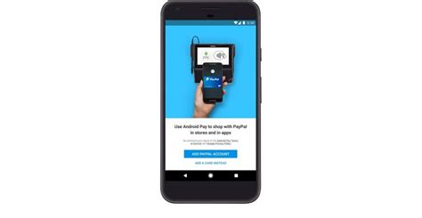 paypal for android i pay with android pay unterst 252 tzt in zukunft auch paypal gwb