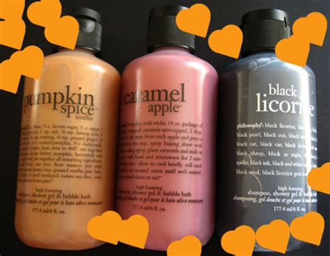 Confessions Of A Philosophy Bath by Philosophy S The Haunted House Shower Gels Are Scary