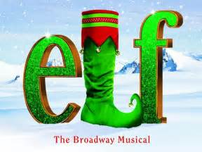 elf the musical 2016 17 season at robinson rock candy