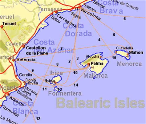 boat transport from spain to uk ferries to and from spain the balearic and canary islands