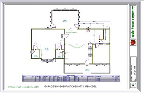 House Plans And Floor Plans interior remodel plans and drawings
