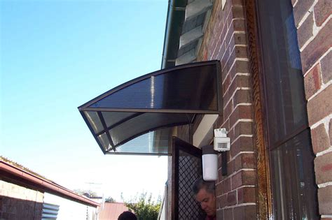 Glass Awnings Sydney by Carbolite Domus Window Awnings
