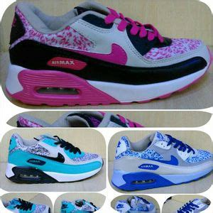 Sepatu Sport Casual Running Terbaru Nike Air Max 90 1 sepatu nike air max 90 flower 0823 4627 5206 telkomsel bbm 5d63f31d sepatu nike