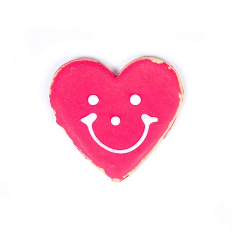 heart pictures images photos heart shaped valentine s day cookies smiley cookie