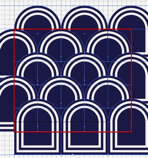 japanese pattern illustrator quick tip how to make a repeating japanese wave pattern