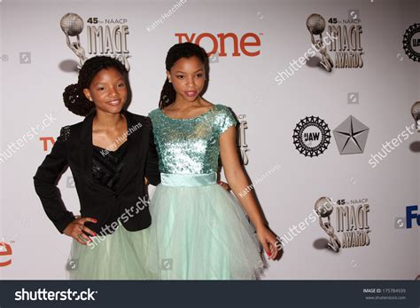 chloe bailey ethnicity los angeles feb 8 halle bailey chloe bailey at the