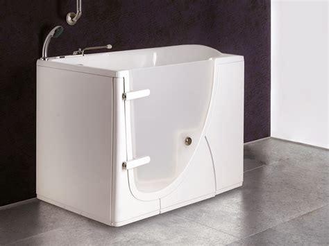 vasche con porta bagnosicuro vasche con porta