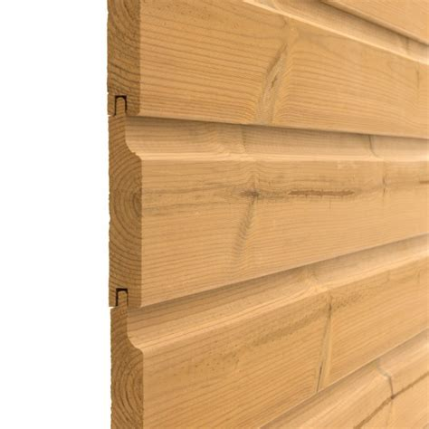 Wood Shiplap Cladding thermowood 174 shiplap cladding