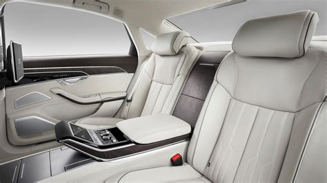 2018 audi a8 could bring a new interior concept autoevolution 4th generation audi a8 debuts in barcelona priced at