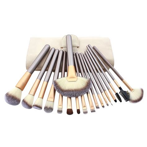 Make Up Set 7in1 Free Wallet Brush Cosmetic Tool Alat Rias function 24pcs makeup brushes set professional make up brush set tools bag