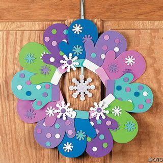 january craft projects warm up winter with mitten winter craft