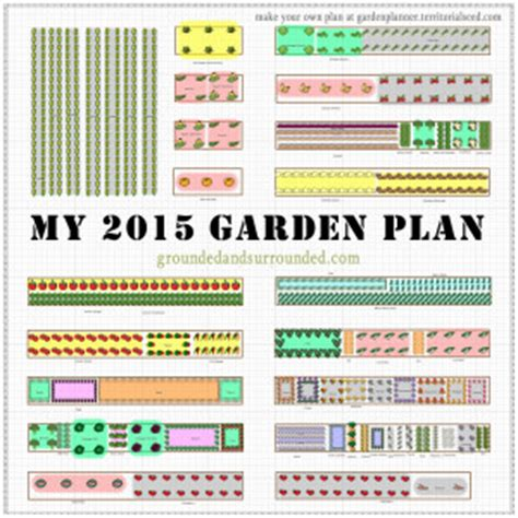 planning a garden layout my 5 000 sq ft vegetable garden plan grounded surrounded