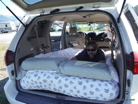 Will A Mattress Fit In A Cargo by The Mini Pacificsailors