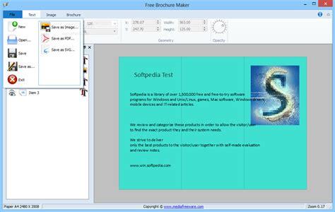 Free Brochure Maker Download Brochure Maker Freeware