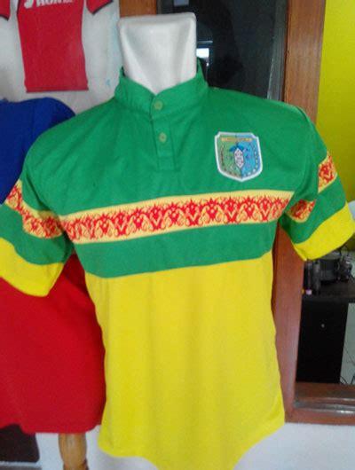 desain baju futsal keren berkerah motif baju futsal keren hanya disini