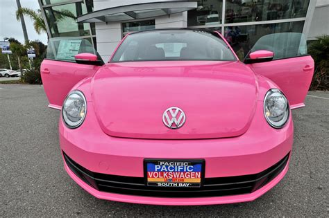 pink volkswagen pink volkswagen beetle what every wants video