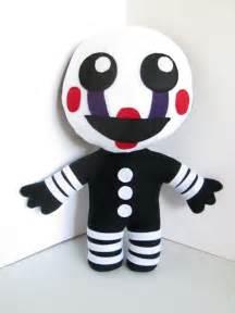 Marionette Halloween Costume Marionette Plush Inspired Nights Freddy