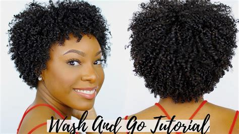 my defined wash and go on 4c 4b natural hair youtube super defined wash and go on short natural hair type 4