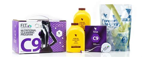 Clean 9 Detox by Forever Clean 9 Forever Fit Weight Loss Products