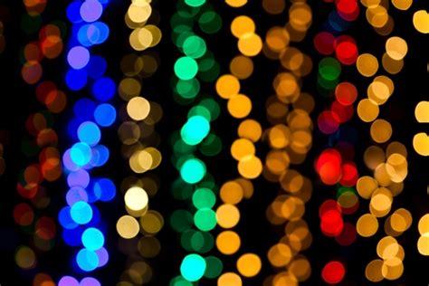 Marvelous Aqua Christmas Lights #3: Blurred_colorful_lights_200197.jpg