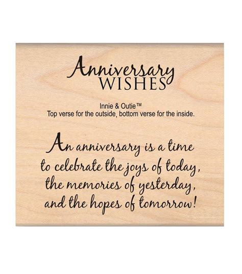 One Year Wedding Anniversary Card Sayings by 25 Best Ideas About Anniversary Sayings On