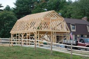 construction sevigny custom barns post  beam