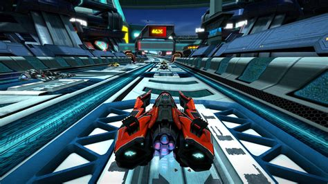 Wipeout Omega Collection Ps4 test wipeout omega collection sur ps4 4wearegamers