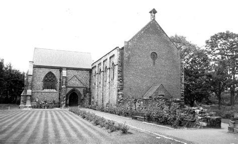 nuneaton abbey street our warwickshire nuneaton st mary s abbey church our warwickshire