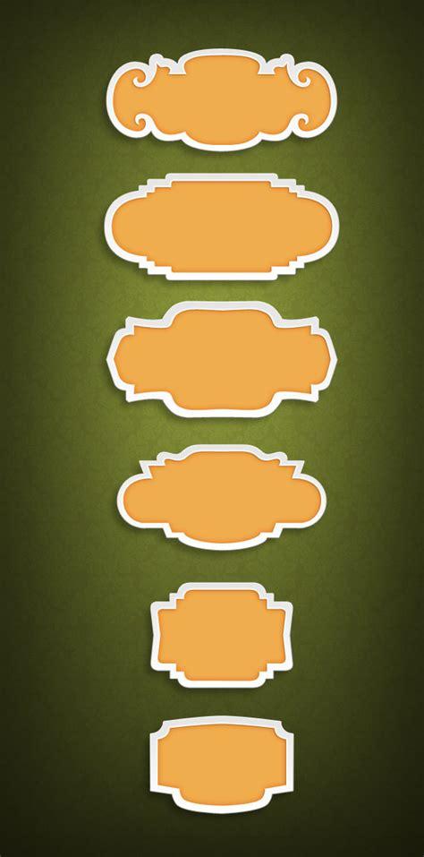 6 free psd badge templates free psd files