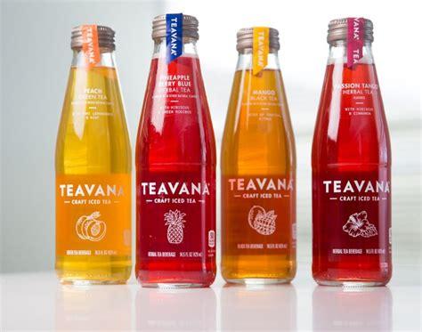 Starbucks Teavana Glass teavana ready to drink iced teas to ship in select markets