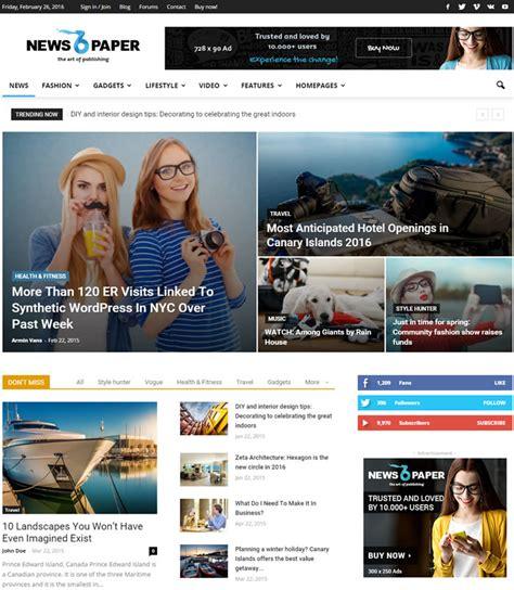 adsense optimized wordpress themes 20 best google adsense ready magazine wordpress themes 2018