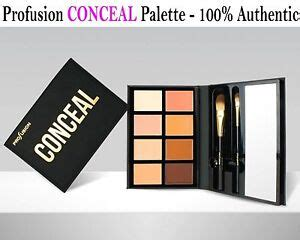 what color concealer for redness profusion conceal palette 8 concealer colors conceal