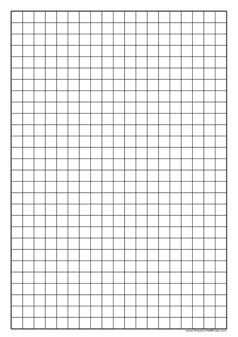printable graph paper full page full page graph paper template world of printable and chart