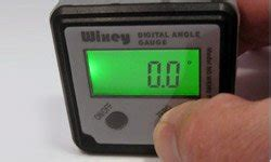 Wixey Wr300 Type 2 Digital Angle With Backlight Wixey Wr300 Backlight Digital Angle Nielsen Wood