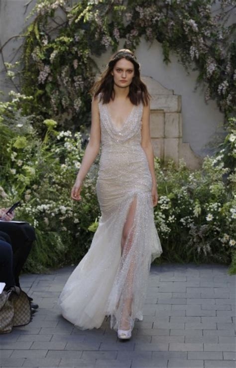 wedding dresses with thigh high slits wedding gowns 2016 top 9 trends in bridal dresses