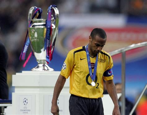 arsenal chions league final thierry henry powered arsenal barcelona and france to