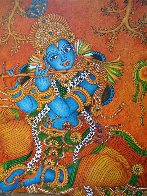 mural paintings mural painting krishna