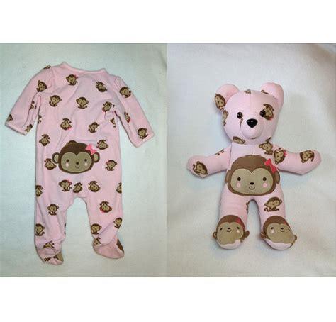 pattern for baby clothes teddy bear keepsake bear memory bear keepsake teddy clothing by