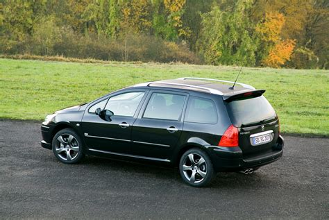 peugeot 307 sw peugeot 307 sw specs 2005 2006 2007 2008 autoevolution