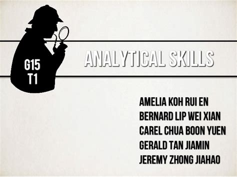 key skills in resume related post of describe analytical skills