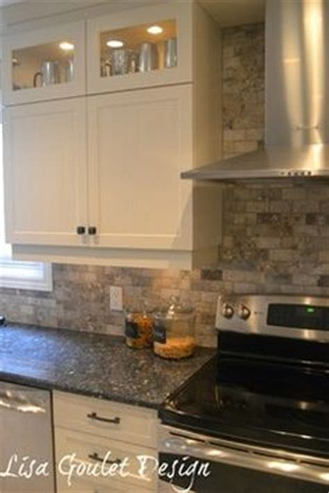 granite backsplash with tile above imagine with white granite on wall cabinets on